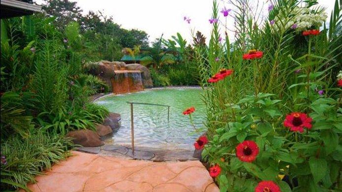 Hot Springs Pools In Costa Rica