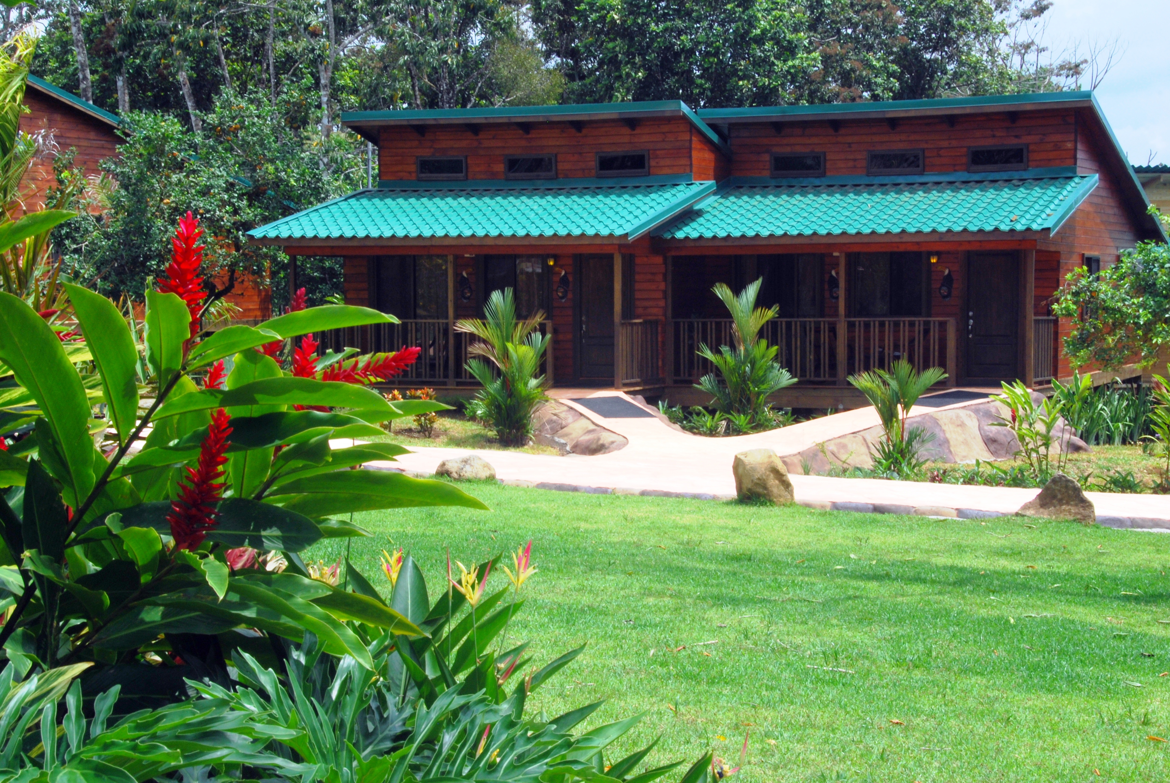 Blue River Estate: A Chance to Own Land & Home in Paradise
