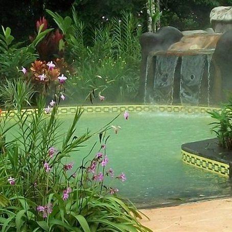 Mud Bath & Sauna in Costa Rica