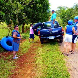 Tubing Adventure Costa Rica