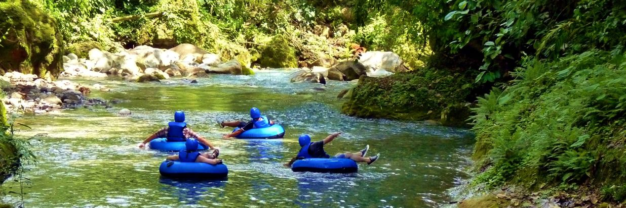 Costa Rica Water Tubing Adventure