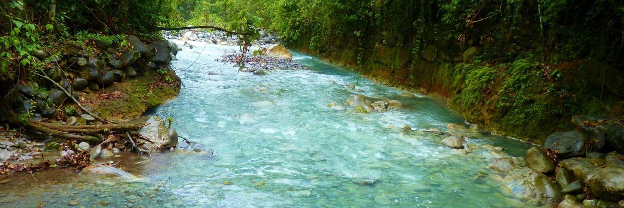 Water Tubing Adventure Costa Rica