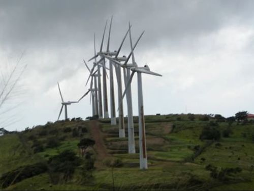 Electricity in Costa Rica