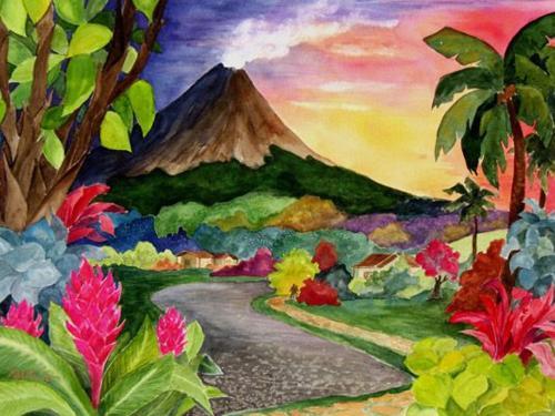 costa-rica-volcanoes