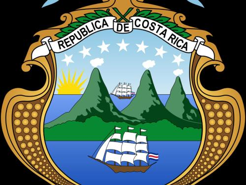 The Costa Rica Emblems & Coat of Arms