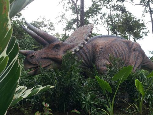 Dino Park In Costa Rica