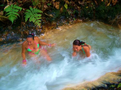 Blue Rivers of Costa Rica