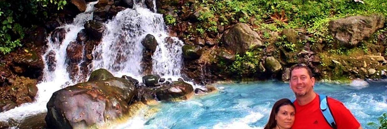 The Blue Rivers of Costa Rica, Costa Rica's Top Attractions