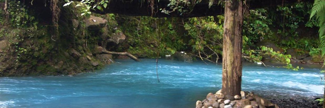 Rio Celeste vs. Rio Azul vs. Rio Penjamo