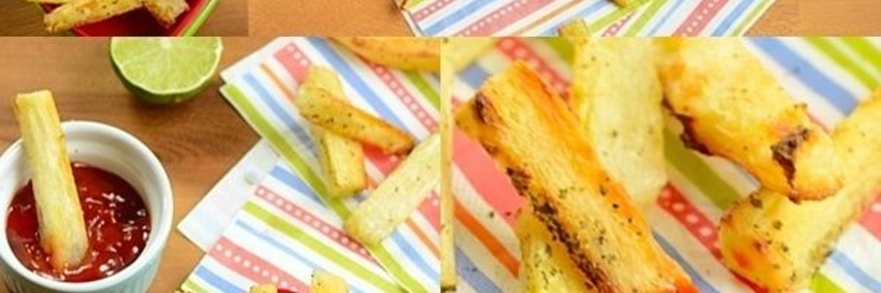 Baked Yuca Wedges: Preparing Delicious Baked Yuca Wedges