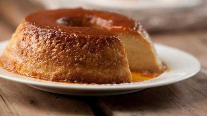A Christmas Costa Rica Desert: Budin Recipe