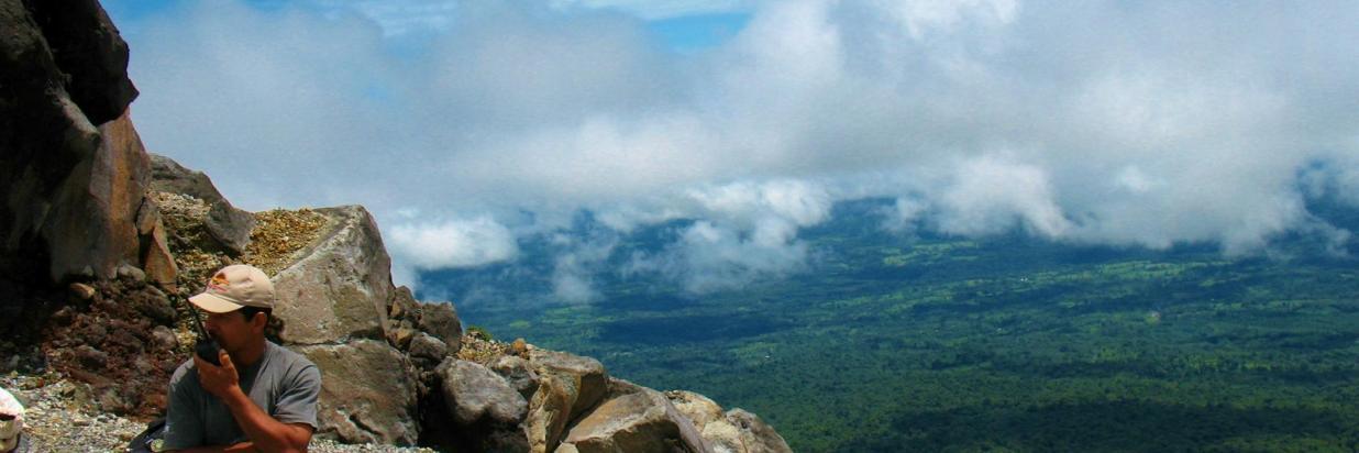 Rincon de la Vieja hike