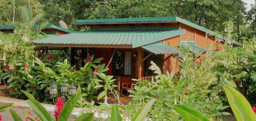 Rooms Blue River Resort & Hot Springs