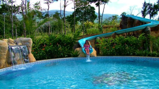1-Day Tour to Costa Rica Resort