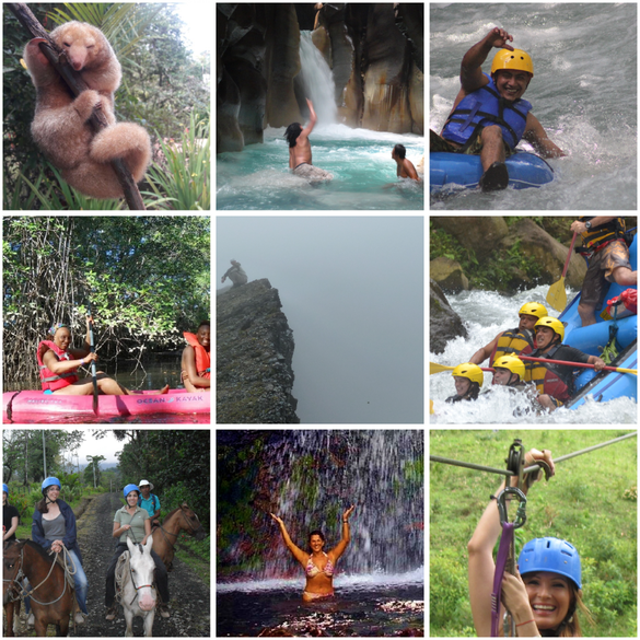 Day Tours Costa Rica