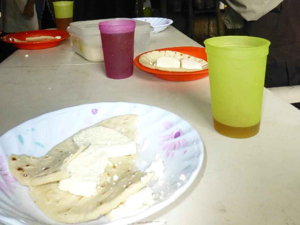 cheese tortilla Costa Rica