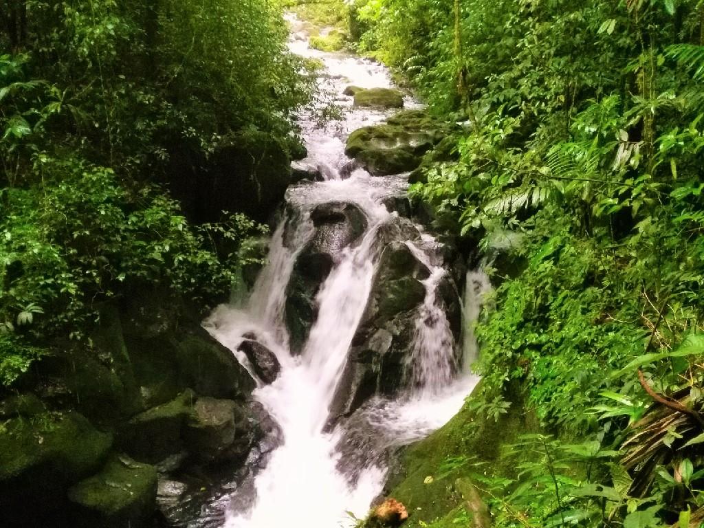 waterfall Rincon de la Vieja