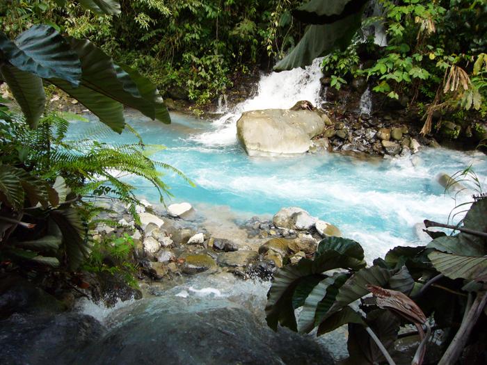 Blue River | Rio Penjamo
