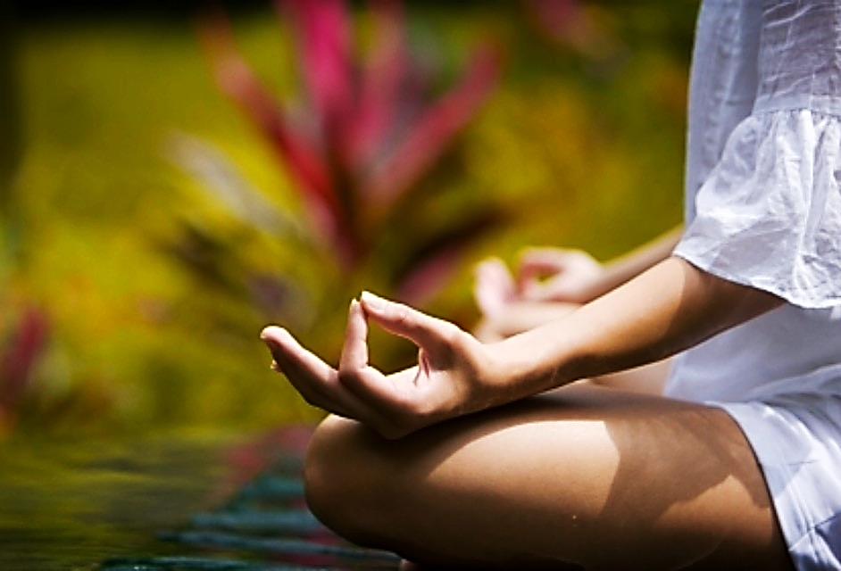 yoga at Blue River River Resort