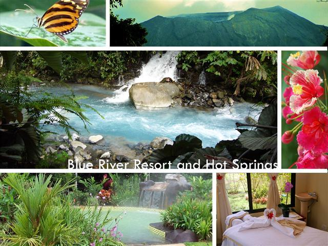 Blue River Resort Costa Rica